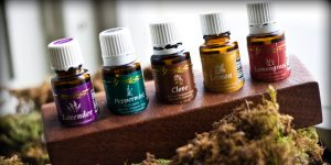 We offer a full line of Young Living Essential Oils Products.