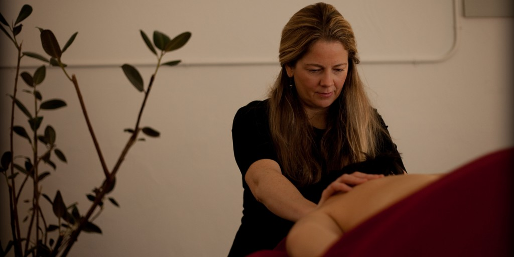 Schedule a therapeutic massage with aromatherapy.